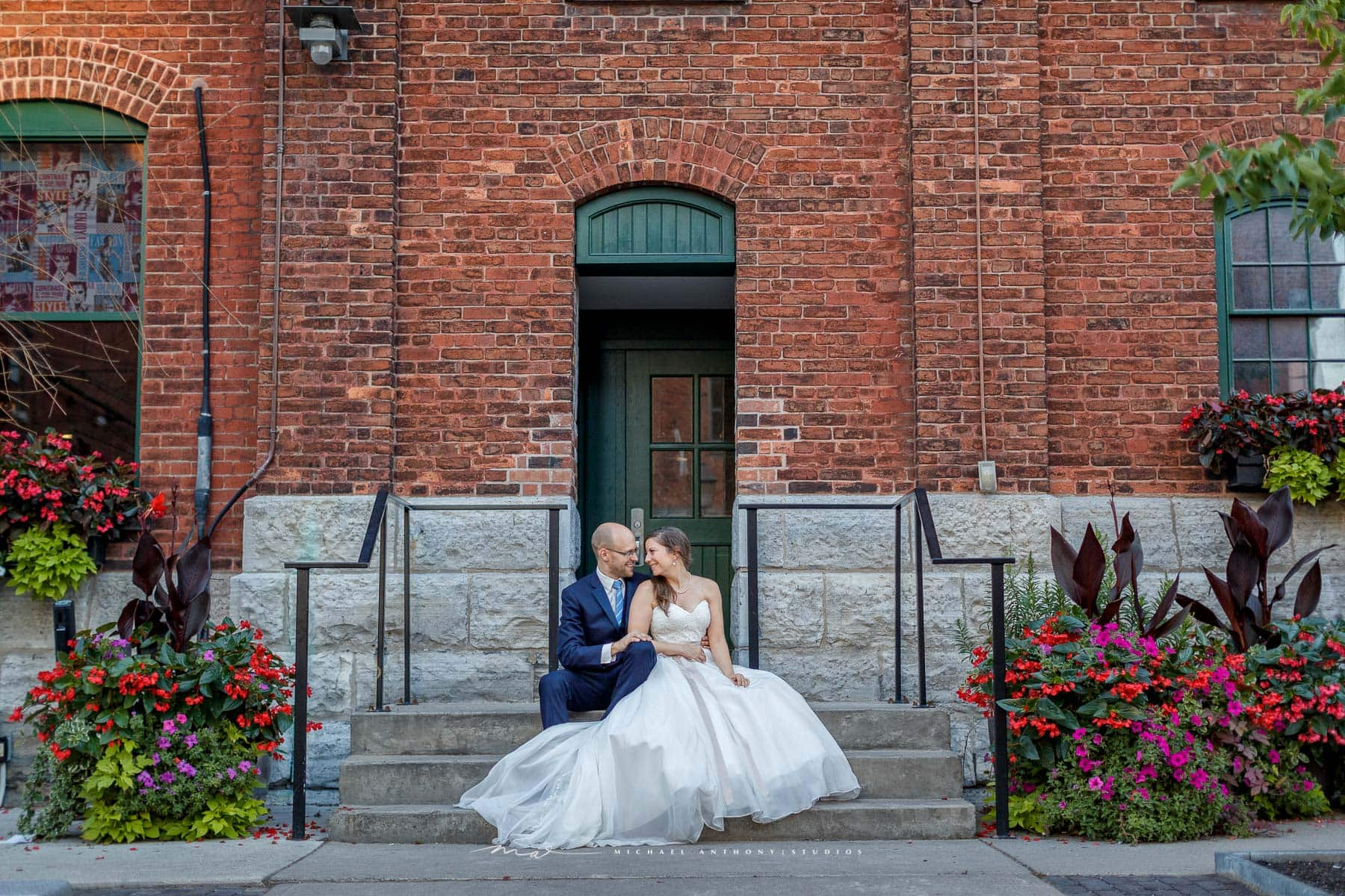 Ancaster Mill Wedding Toronto | Hannah and Stefan | Los Angeles Destination Wedding Photographers