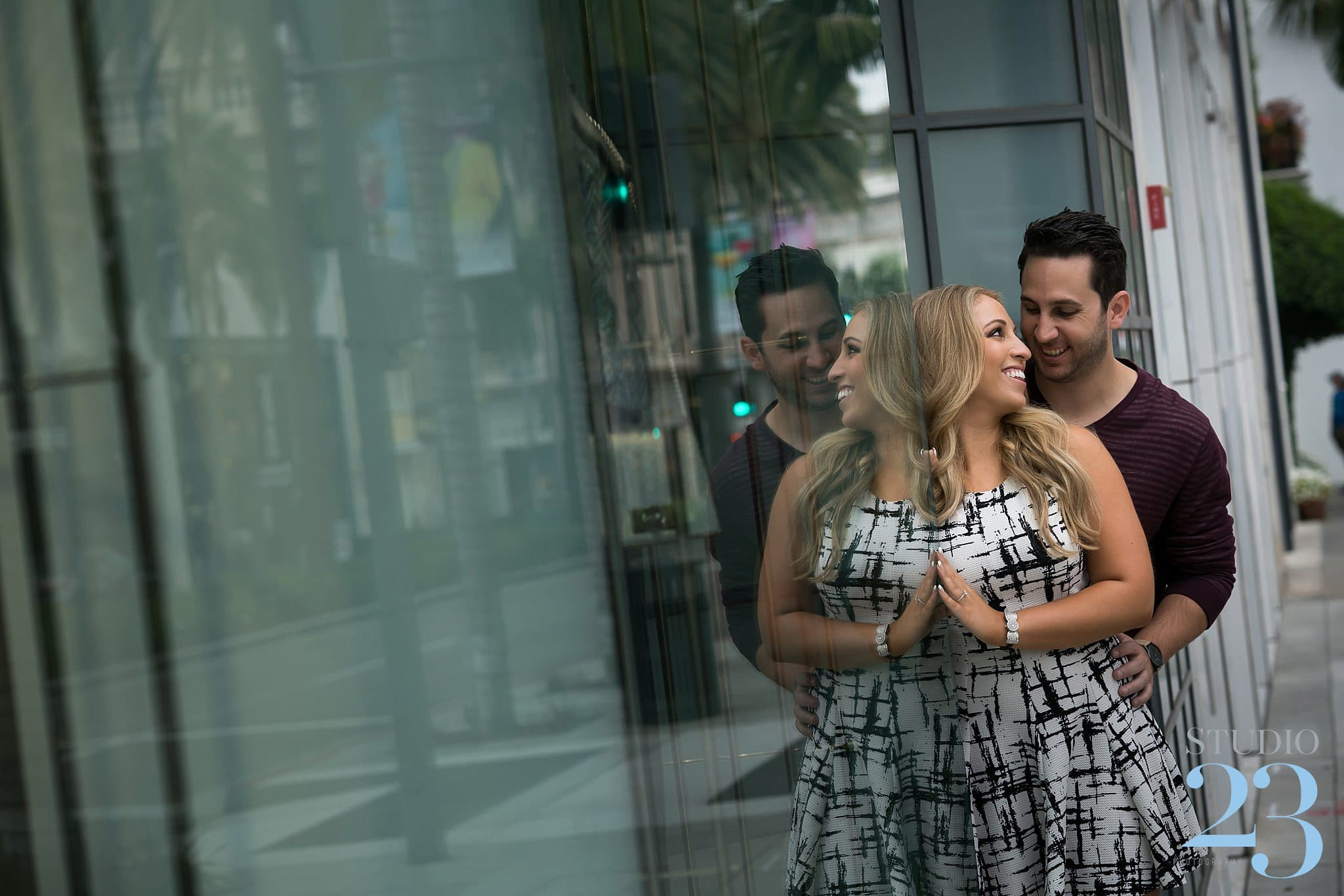 Beverly Hills Engagement Session | Samantha & Michael