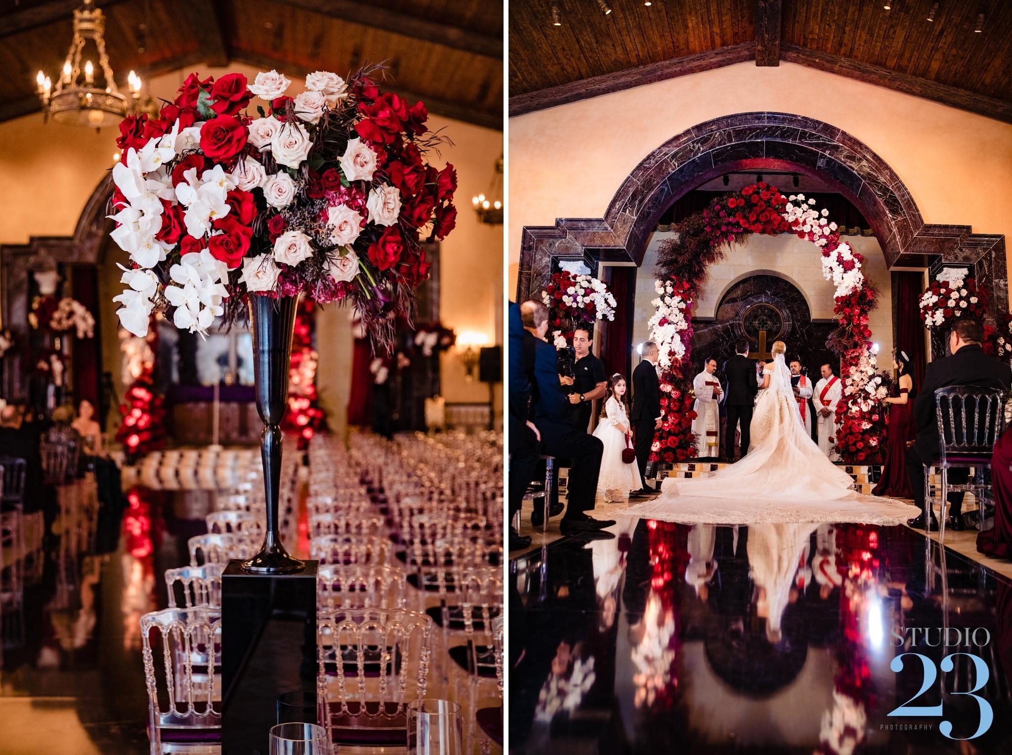 Fairmont Grand Del Mar Wedding