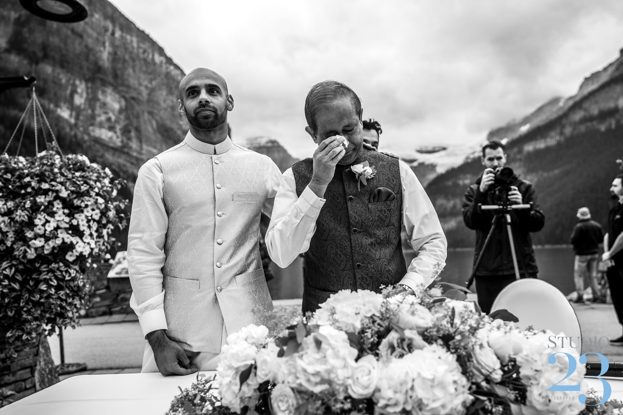 Lake Louise Destination Wedding at The Fairmont | South Asian Wedding Photographers
