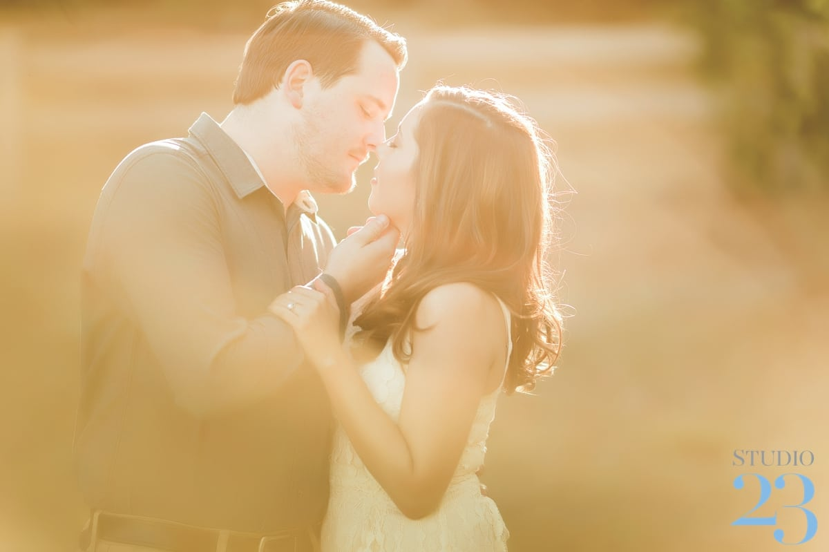 O'Melveny Park Engagement Session | Brittany & Andy