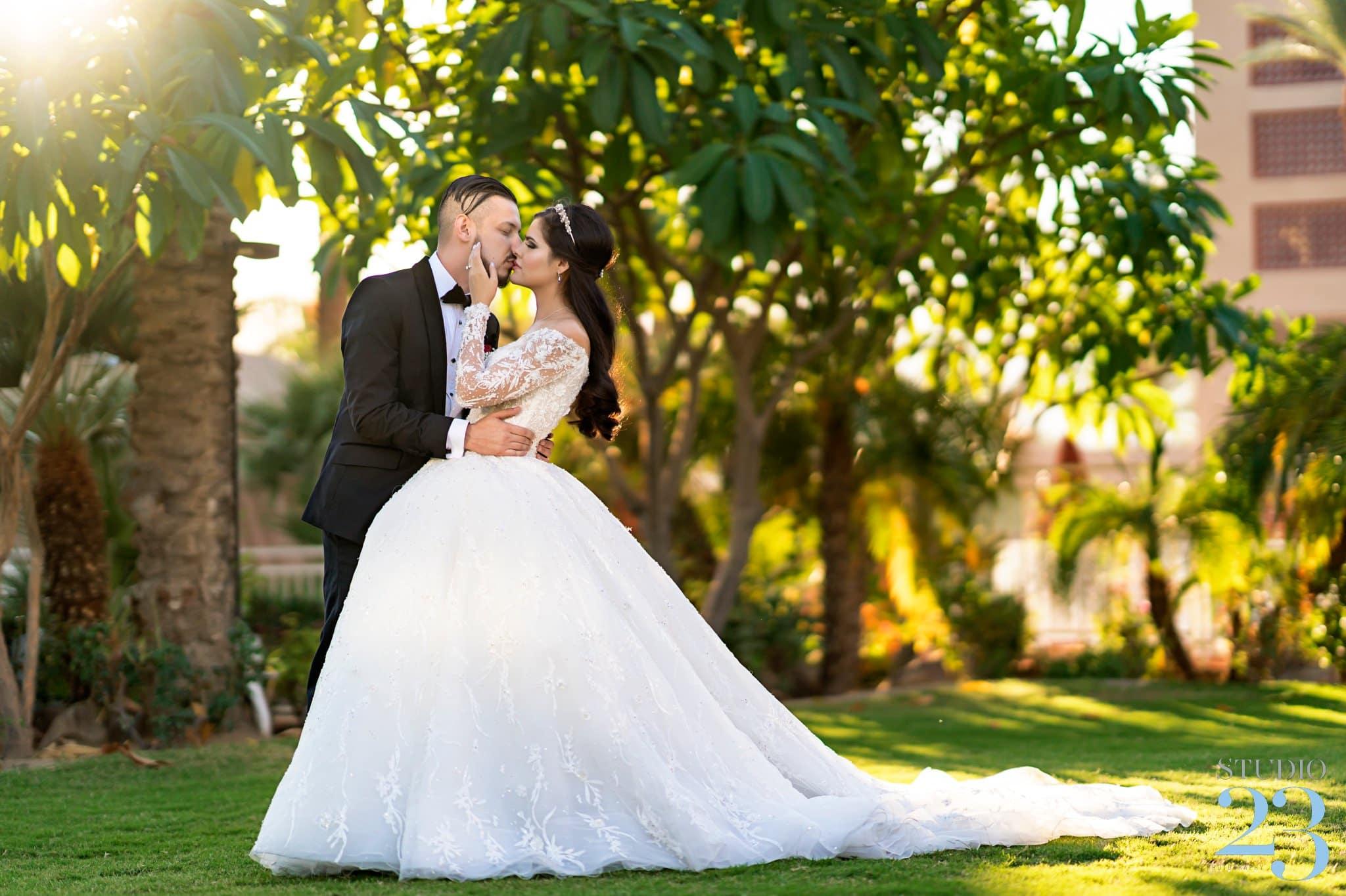 Renaissance Indian Wells Wedding | Elizabeth & Jose