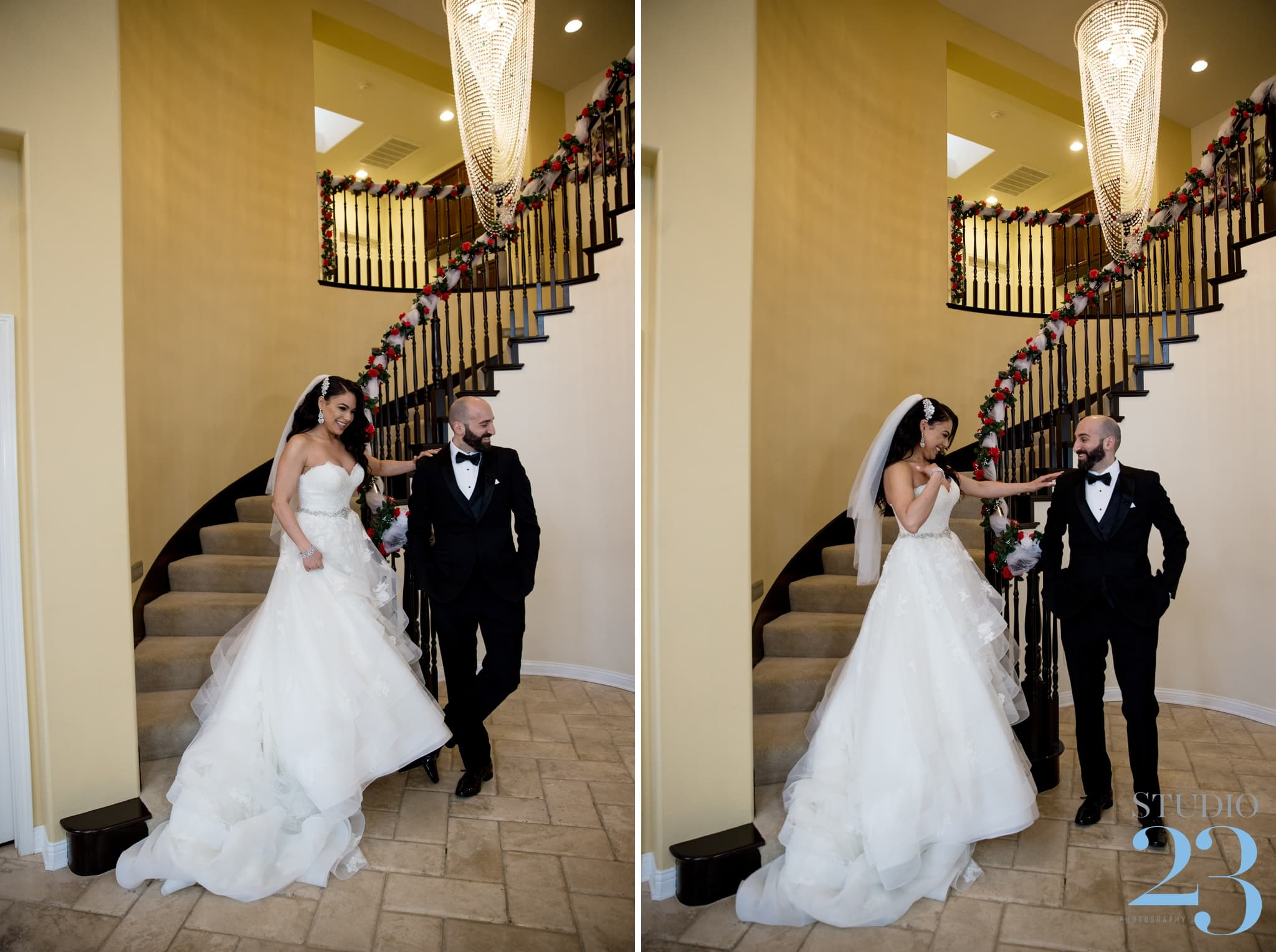 Le Foyer Ballroom Wedding | Hrug and Margaret