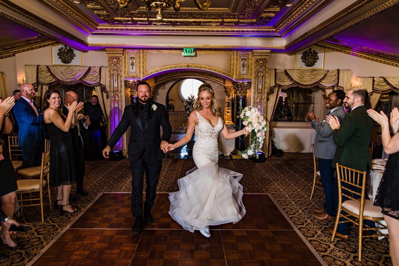 A Romantic Wedding at Trump National Golf Course and Wayfarers Chapel