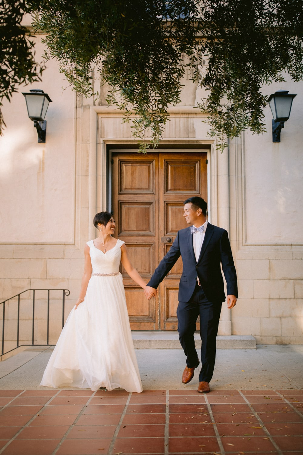Cal Tech Wedding Photos | Pasadena Wedding Photographer